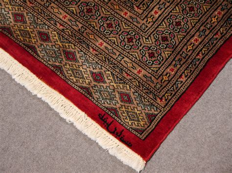buchara teppich 13599 buchara teppich pakistan 160 x 97 cm rot grau