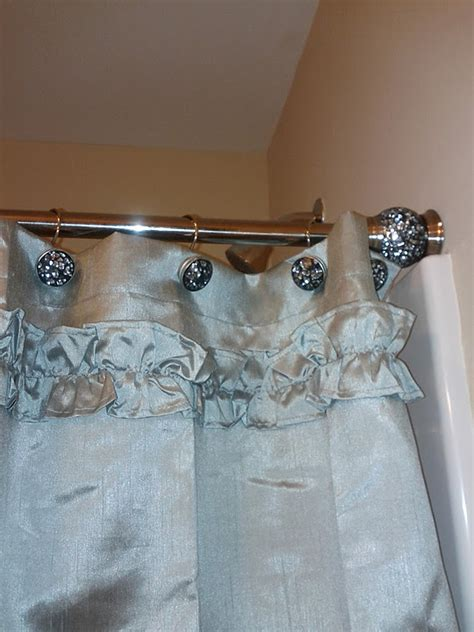 Shower Curtain Ring Salesman by The Doctor S