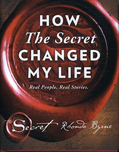how the secret changed 1471158195 secret by rhonda byrne uk review