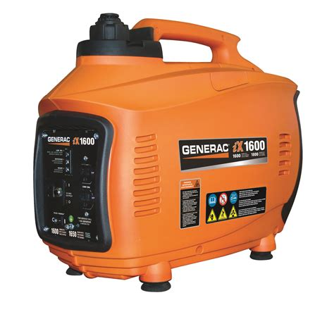 generac 5792 ix1600 commercial or home use portable