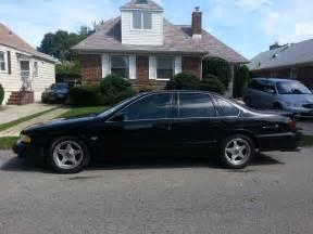 1995 Chevrolet Impala Ss 1995 Chevrolet Impala Pictures Cargurus
