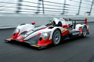 nissan announces p2 milk race car for tudor united