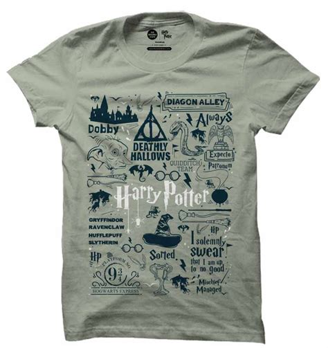 i doodle t shirt harry potter official merchandise buy official harry
