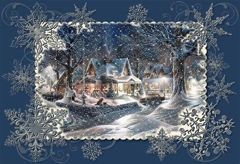 imagenes invierno navidad invierno gifs animados