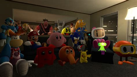 game debate garry s mod watching a movie garry s mod know your meme