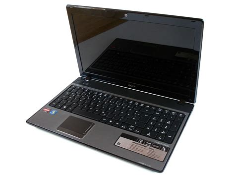 Laptop Acer acer aspire 5552 series notebookcheck net external reviews
