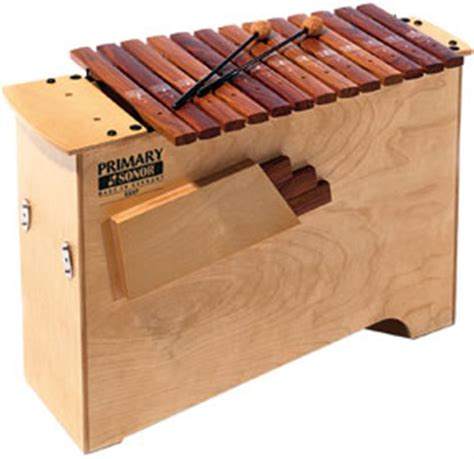 C Xylophone sonor orff bass xylophone c a 16 bars with mallets