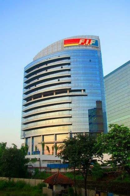 bca qerja profil federal international finance pt qerja
