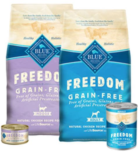 blue freedom puppy food blue buffalo quot freedom quot pet food copper creek mercantile