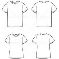 teeshirt template s and s t shirt fashion flat templates flats