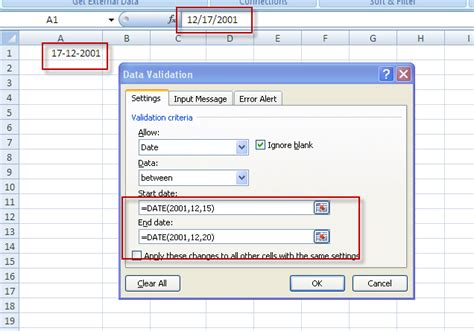 format date javascript mm dd yyyy change date format in excel data validation stack overflow