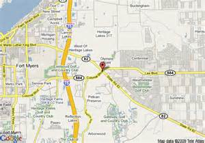 map of candlewood suites ft myers i 75 lehigh acres