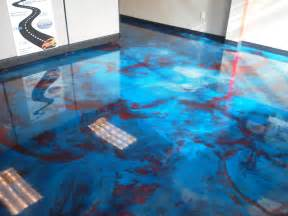 concrete coatings epoxy flooring rockford il