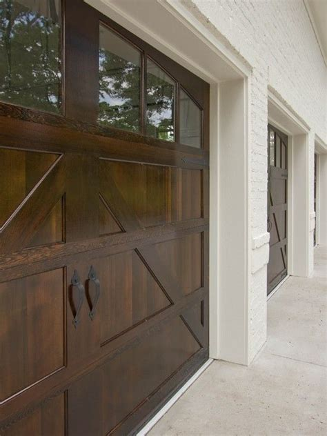 Barn Door Garage Door Barn Door Garage Doors Looks Better Then The Metal Ones Home Decor Style