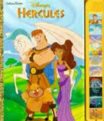 Disneys hercules sight and sound book my favorite sound story andrea