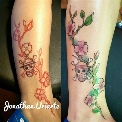 tattoo one piece significato one piece tattoo by monkeytattooart on deviantart