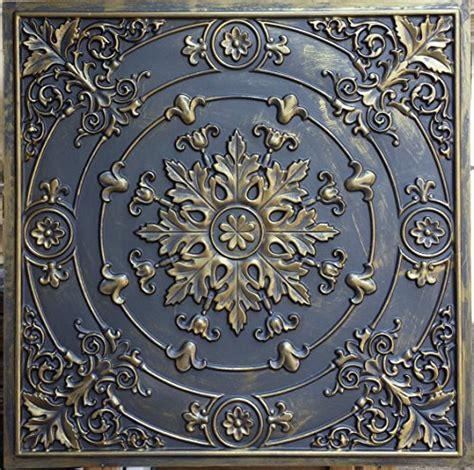 Fancy Drop Ceiling Tiles Pl18 Faux Tin Painting Ancient Decorative Fancy Drop In