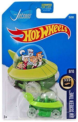 Hotwheels Hw Retro The Jetsons Capsul Car bt colletable on usa marketplace pulse