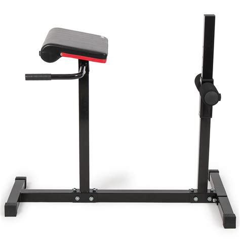 bench back exercises hyperextension roman bench exercise chair home back workout gym core sit up abs ebay