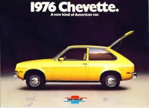 1976 Chevrolet Chevette Chevrolet Chevette 14 Coupe Motoburg