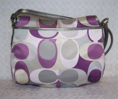 Coach Reversible Flap Crossbody Tas Coach Original authentic bagz for sure coach soho scarf print flap crossbody purse style 45644
