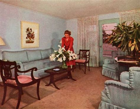 1940s Home Decor Style | 1940 s home decor