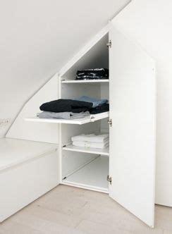 dachboden schrank schrank in der dachschr 228 ge ergonomisch untergebracht