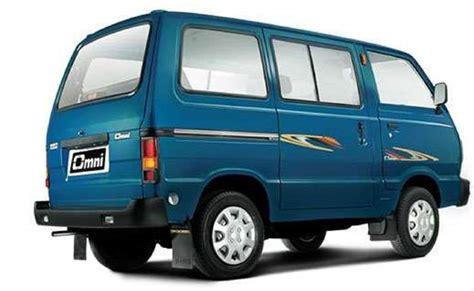 Omni Suzuki Maruti Suzuki Omni India Price Review Images Maruti