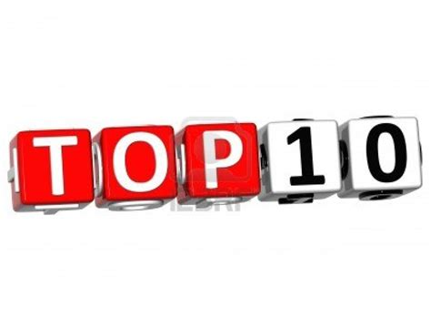 the top 10 best blogs on majirel my top ten favorite books turned into author don massenzio