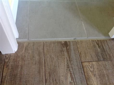 Transition From Carpet To Laminate by Need Help With Tile To Tile Transition