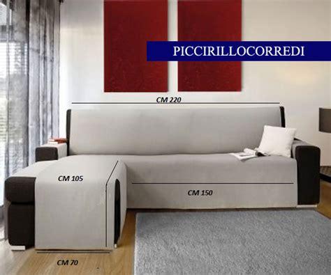 copridivani per divani con chaise longue copridivano scudo chaise longue via roma 60