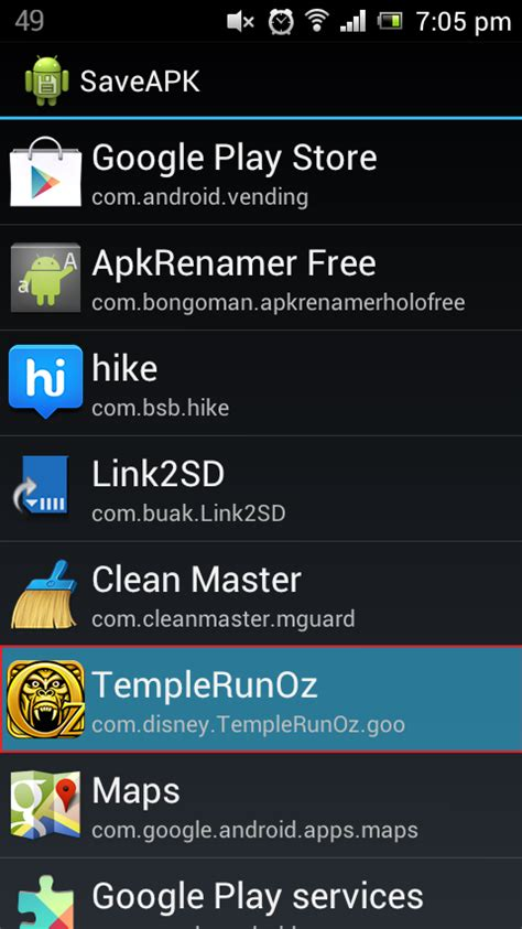 apk from play store how to apk on your android from play store