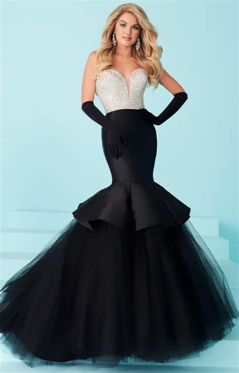 Simple Black Prom Dresses For Sale