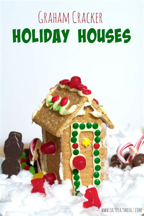 graham cracker house graham cracker houses eazy peazy mealz