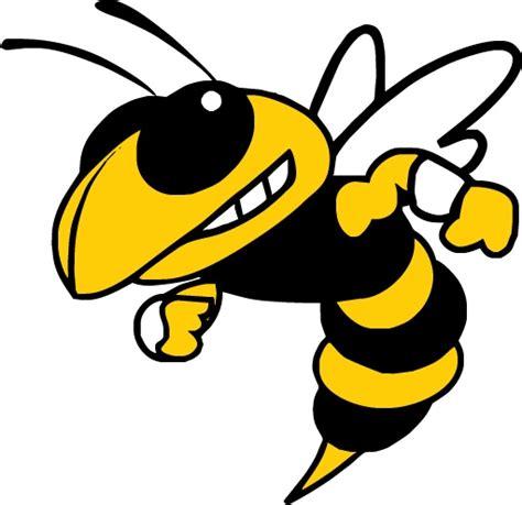 mascot clipart yellow jacket mascot clipart