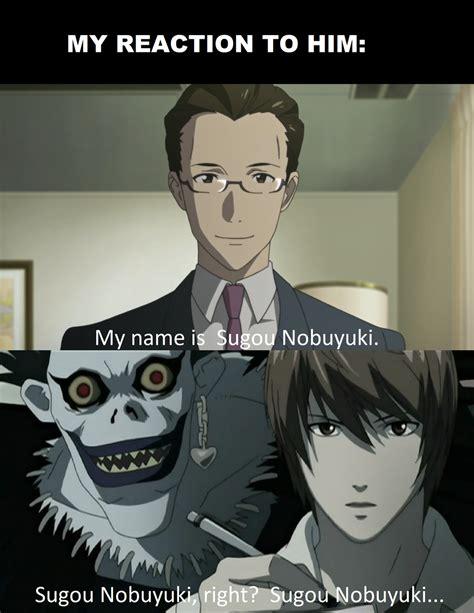 Sword Art Online Memes - sugou nobuyuki meme sword art online anime memes by cutekittycupcakecake on deviantart