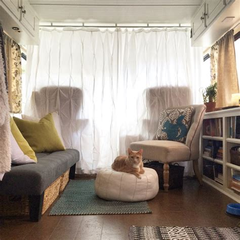 before after an rv to call home design sponge