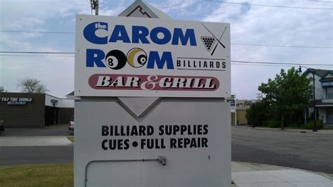 carom room carom room pool halls 614 e grand ave beloit wi united states phone number yelp