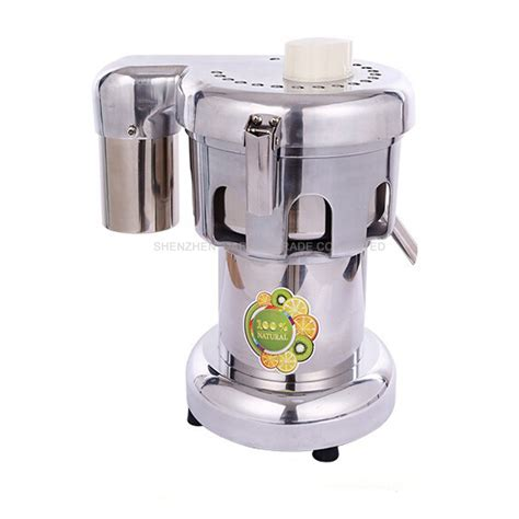 1 Unit Juicer Automatic 1pc commercial centrifugal juicer stainless steel
