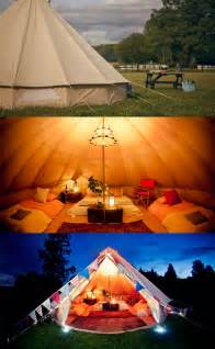 Camping Tent Decorations Belle Amour Glamping For The Girls Hen Do Idea Belle