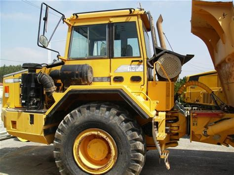 volvo a30 c 6x6 articulated dumper from netherlands for