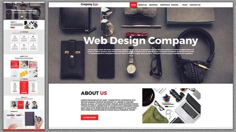 tutorial photoshop cc web design web design tutorial 2018 how to design responsive website