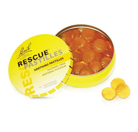 rescue remedy fiori di bach prezzo rescue remedy pasticche 50g bach biovea