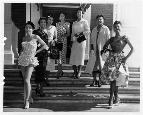 African American 50s Fashion | movie inspirations through photography on pinterest