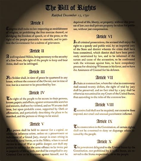 bill of rights section 21 17 best images about bill of rights on pinterest