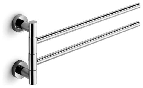 contemporary bathroom towel bars baketo 52152 contemporary towel bars and hooks by