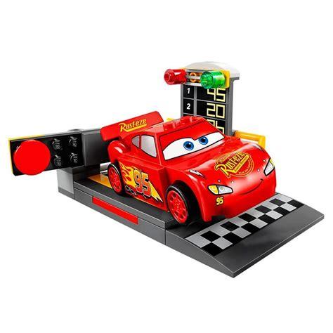 lego cars lego juniors cars lanzador rayo mcqueen