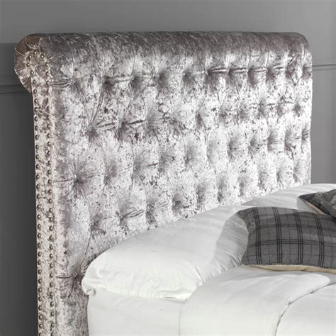 silver padded headboard silver padded headboard 28 images coralayne upholstered panel headboard in silver