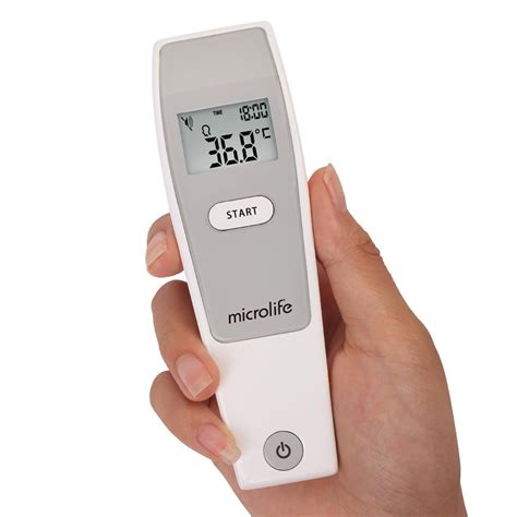 Thermometer Infrared Microlife microlife nc150 infrared non touch thermometer available