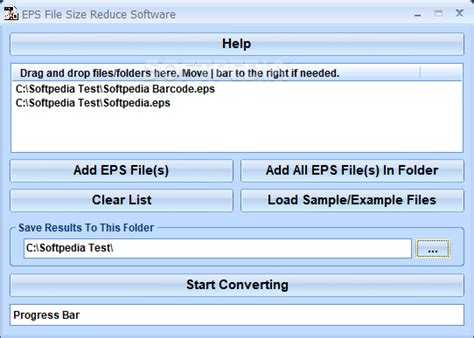 eps format size eps file size reduce software download